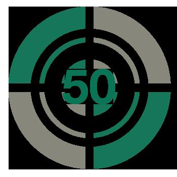 ShotLine 50 Zielscheibe Icon