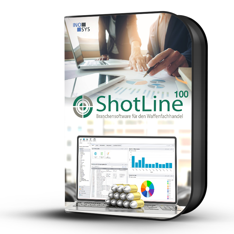 ShotLine 100 Basiscover