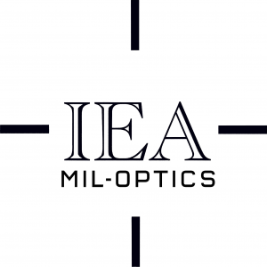 IEA Mil Optics Logo