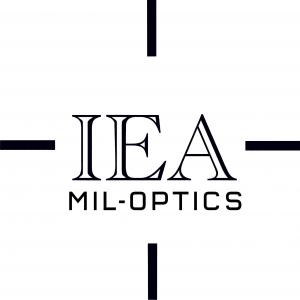 IEA Mil Optics Logo