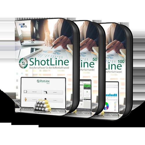 Kategorien Cover ShotLine